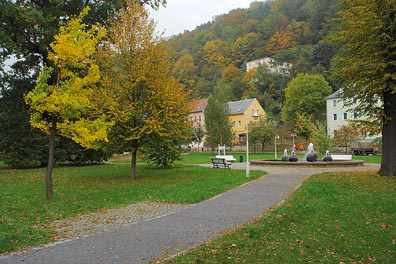park v Bad Schandau